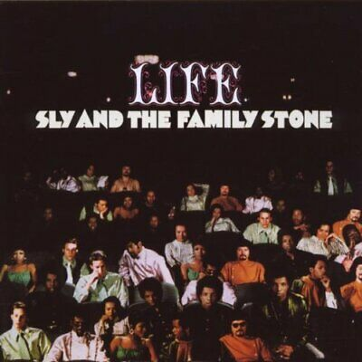 Sly & The Family Stone - Life + 4 - Sly & The Family Stone CD ACVG The Cheap The