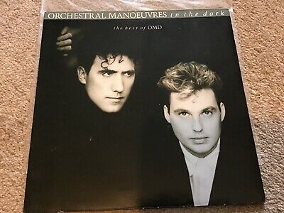 OMD The Best Of OMD Vinyl LP Record Gatefold Orchestral Manoeuvres In The Dark