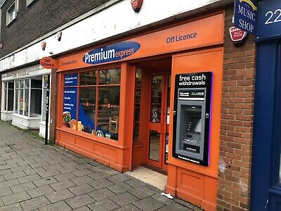 Business For Sale OFF LICENCE, GROCERY SHOP, Convenience Store( Canterbury)