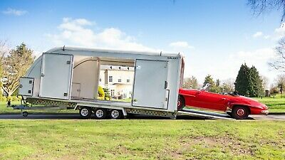Woodford Galaxy Enclosed Car Trailer - New Construction - **Special Offer**