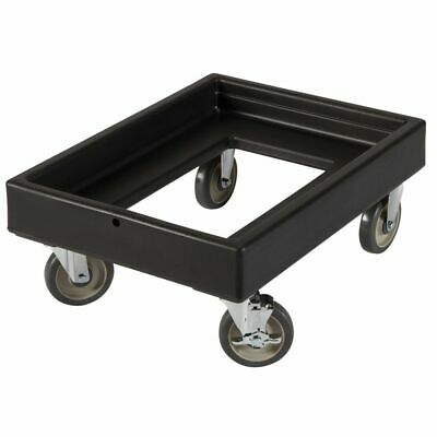 Cambro CD300110 Camdollies Black 300 Lb. Dolly for Camcarriers
