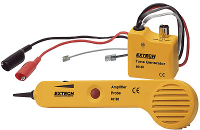 Extech 40180: Tone Generator and Amplifier Probe Circuit Finder Kit