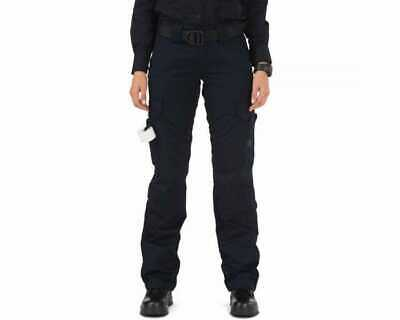 511. Tactical Women's Dark Navy EMS Uniform Cargo Pants Stretch 64301