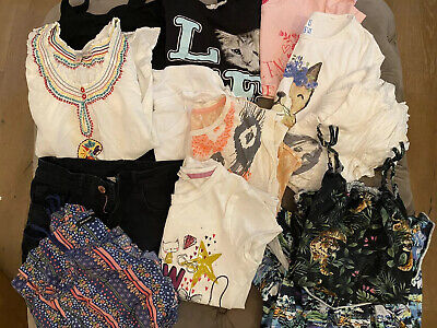Girl bundle 10-11 yrs -13 items brands include: H&M, Autograph M&S,Next,George..