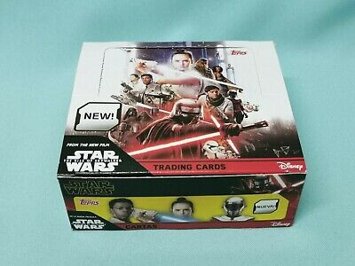 Topps Star Wars  The Rise of Skywalkers Teil 2  1 x Display / 30 Booster