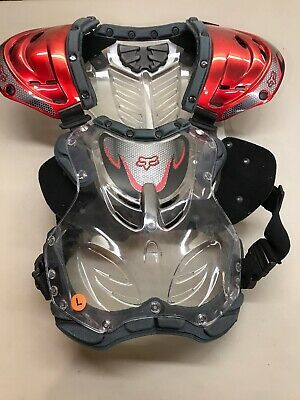 fox chest protector adult Large Nice