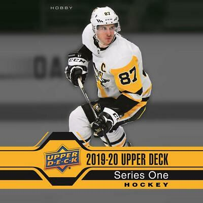 2019-20 Upper Deck Series 1 UD Hockey Cards Complete Your Base Set COMBINED SHIP