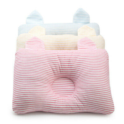 Cute baby pillow anti-head newborn soft and comfortable baby bedding