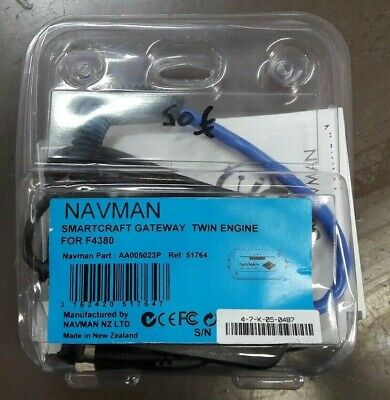 Navman Smartcraft Gateway Twin Engine for F4380 (AA005023P)