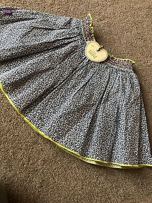 Little Bird By Jools Oliver Ditsy Floral Skirt 2-3 Years