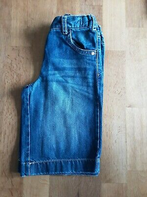 Girls Cropped Jeans From Next Age 3-4