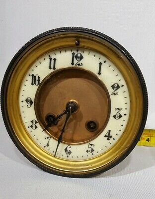 Antique French Clock Striking Movement-- Working Order (C)