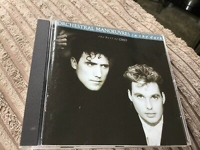Orchestral Manoevres In The Dark - The Best Of Omd - Greatest Hits Cd - Souvenir