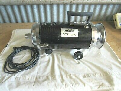 Metro OmniVac Model OV-4 4.0 HP Portable Vacuum Cleaner/Blower Canister Only