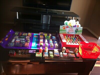 Coles little shop 2 full set , Stikeez Full Set , With Alcohol And Coke Minis