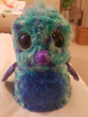 "HATCHIMALS 6041029"" Fabula Forest Puffatoo Toy. Hatched. Fab condition"