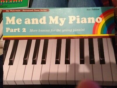 Me and my piano part 2 Faber music for the piano