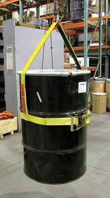"""New Dayton Drum Sling, Vertical, 850 lb. Load Capacity, 48"""" Overall Length"""