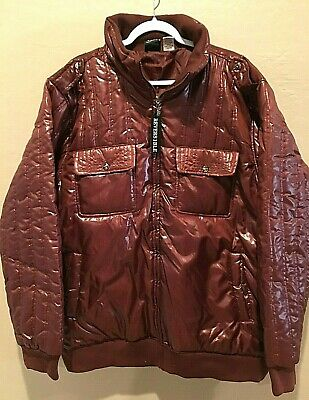 3XL LARGE WINTER WARM OUTWARE Outfitter JACKET COAT MENS BRONZE USA