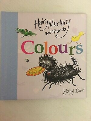Hairy Maclary and Friends: Colours by Lynley Dodd (Hardback)