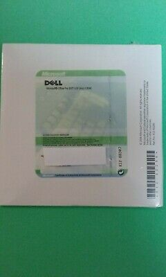 Microsoft Office 2007 Professional English Version MS Pro (OEM) =BRAND NEW=