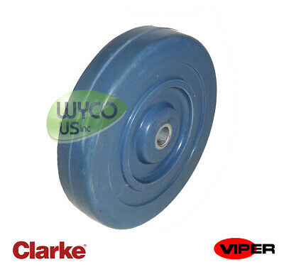 "Oem Wheel,5"",Clarke Cfp, High Speed Burnisher Tp1500, Pro1500, Viper Venom,4E13"