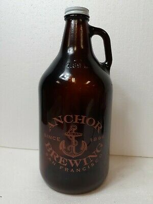 Anchor Brewing Sf Since 1896 1.89 L Growler