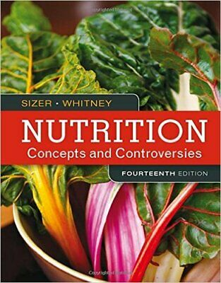 Nutrition: Concepts and Controversies by Frances Sizer|Ellie Whitney