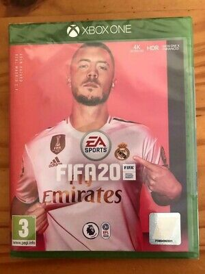 *Sealed* Fifa 20 Game For Xbox Brand New Fifa20 Uk Stock Pegi For Xbox One