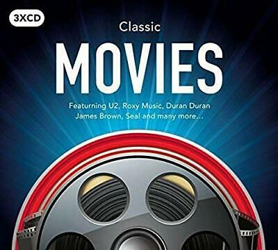 Various Artists - Classic Movies - Various Artists CD L0VG The Cheap Fast Free