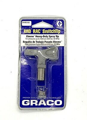 Green 208 Graco Inc Graco FNS208 Reversible Fine Finish Tip