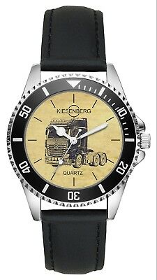 Gift for Mercedes Actros Truck Fan Driver Kiesenberg Watch L-20459
