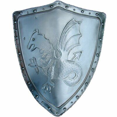 Medieval Eagle Decoration Shield with coat of arms Warrior Knight Shield