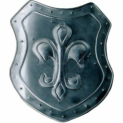 Medieval Templer Decoration Shield with coat of arms Warrior Knight Shield II