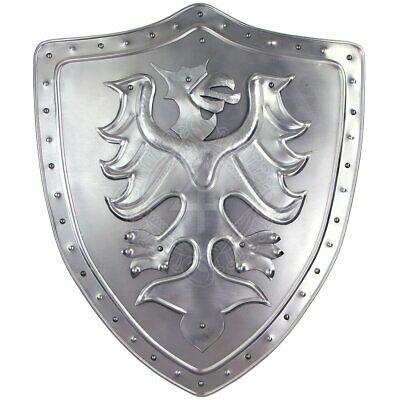 Medieval Eagle Decoration Shield with coat of arms Warrior Knight Shield II
