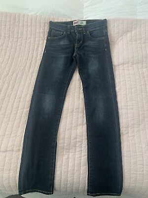 Skinny Fit Levis Jeans Boys Age 10