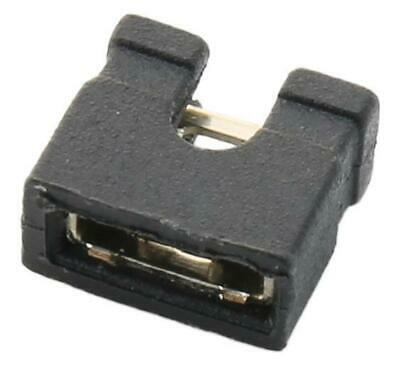 2.54mm Shorting Link, Mini, Black - MC-2228AG