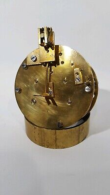 Antique French Clock Striking Movement-- Working Order (F)