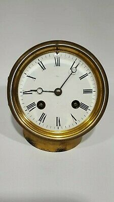 A French J.B.D Jean-Baptiste Mantle clock movement working order  Ref.sm8
