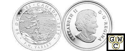 2012 'F.H.Varley-Group of Seven' Proof $20 Silver 1oz .9999 Fine (12992) (NT)