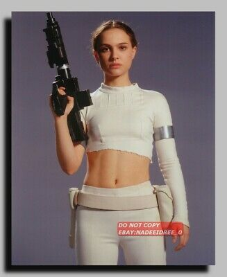 Hv-2459 Actress Carrie Fisher Princess Leia Star Wars 8X10 Photo