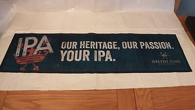 Pub Bar Runner Carling Lager - Large Bar runner drip mat LOT PX443