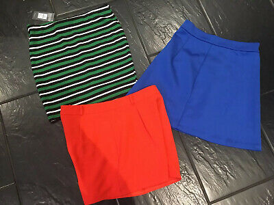 Bundle Newlook Girls  2 Lovely Trendy Skirts And Pair Of Shorts  Age 14/15 Y