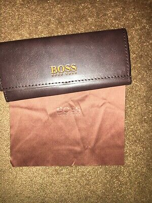 Hugo Boss Spectacle Glasses Travel Case +Special Cloth Perfect Gift