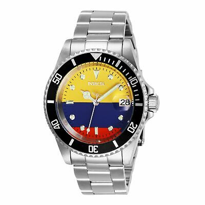 Watch Invicta 28701 Pro Diver Man 40 mm Stainless steel