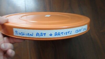 16 Mm Film  Russian Art And Artists