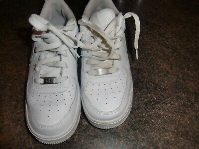 Nike Air Force 1 white Womens Trainers uk Size 5.5