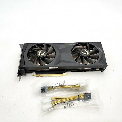 ZOTAC Gaming GeForce RTX 2080 Ti Twin Fan 11GB GDDR6 352-bit Graphics Card