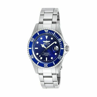 Watch Invicta 9204OB Pro Diver mens 37.5 Stainless steel