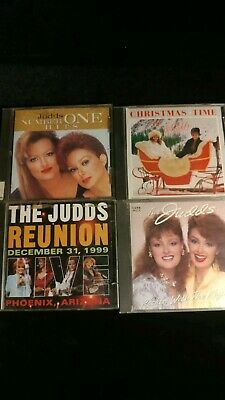 Judds Wynonna 12 CD lot CD'S in Great condition